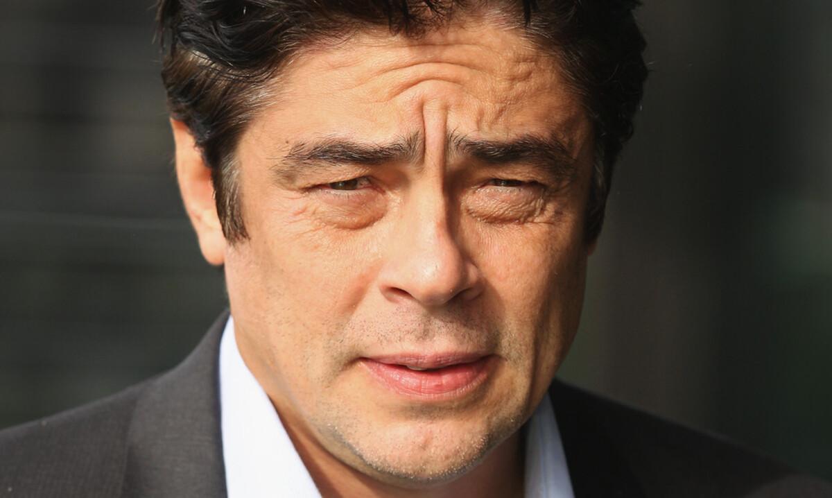 Бенисио Дель Торо сыграет главного злодея в 8 эпизоде «Звездных войн»