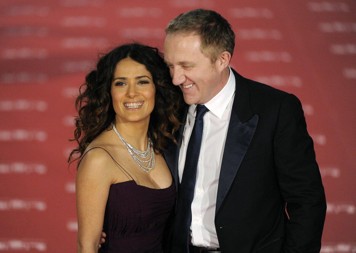 Муж Сальмы Хайек занял 7 место в рейтинге самых богатых французов
