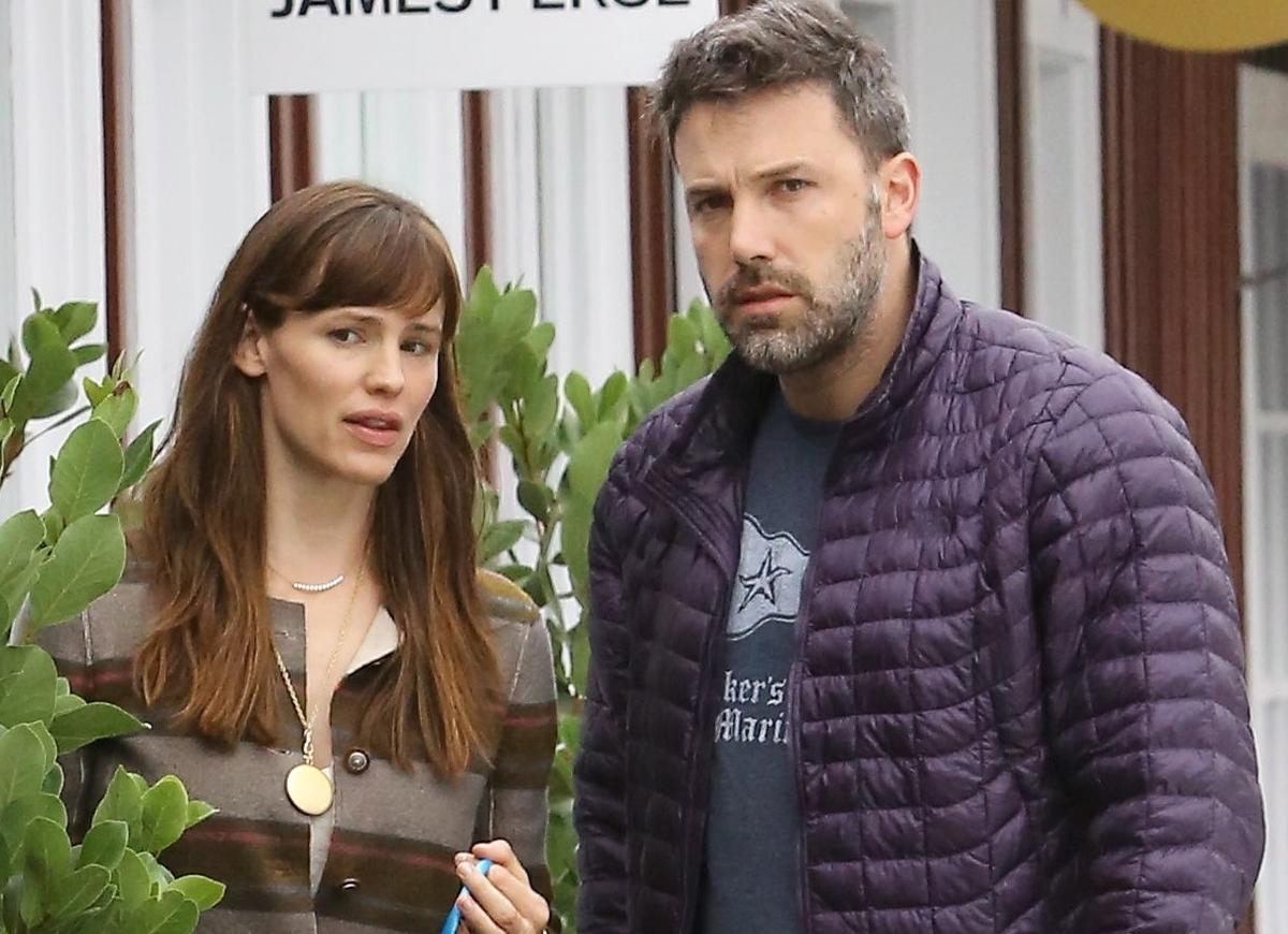 Бен Аффлек и Дженнифер Гарнер расстались из-за разных взглядов на семью