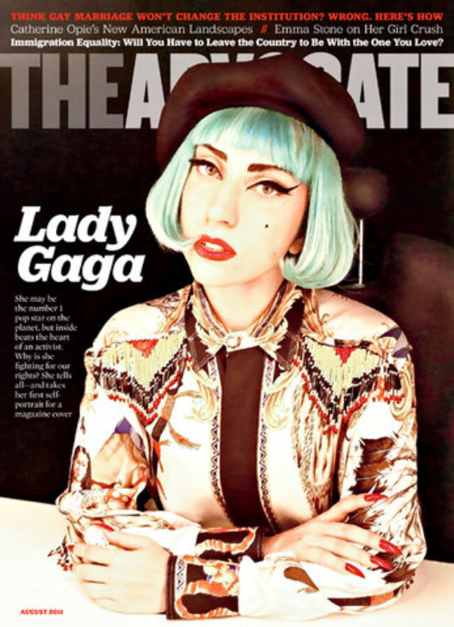 Леди Гага обиделась на заявление, что она манипулирует гей-сообществом