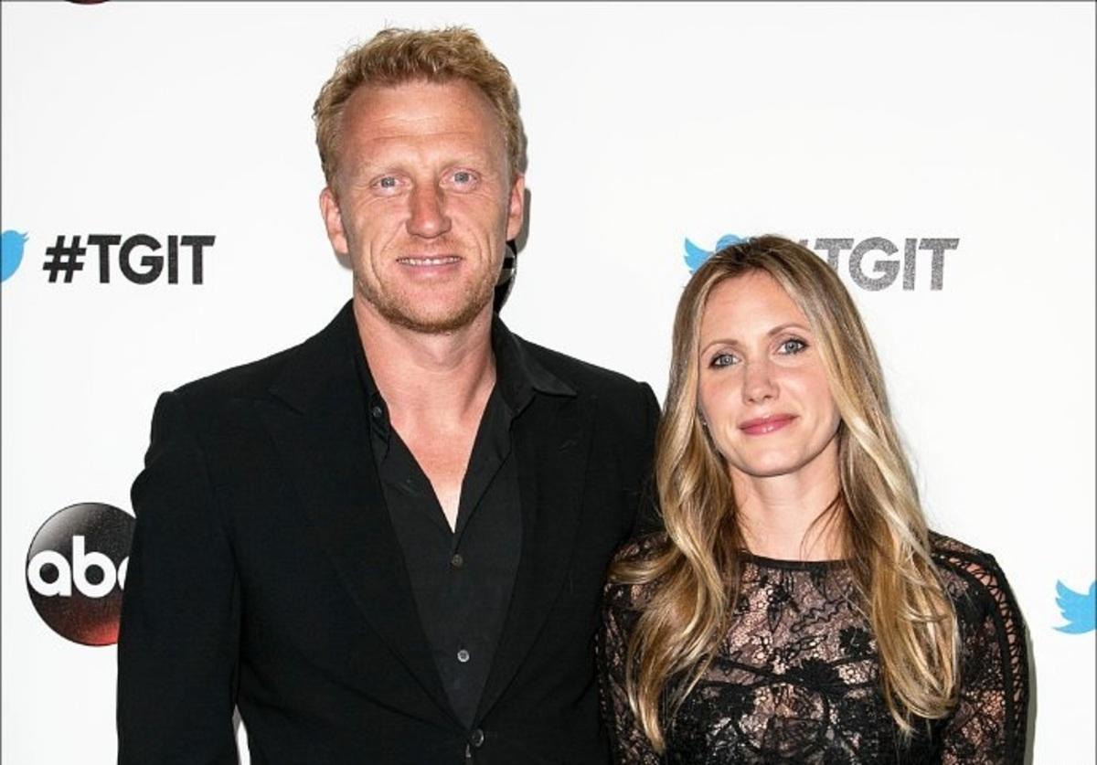 Звезда «Анатомии страсти» Кевин Маккидд разводится с женой после 17 лет брака