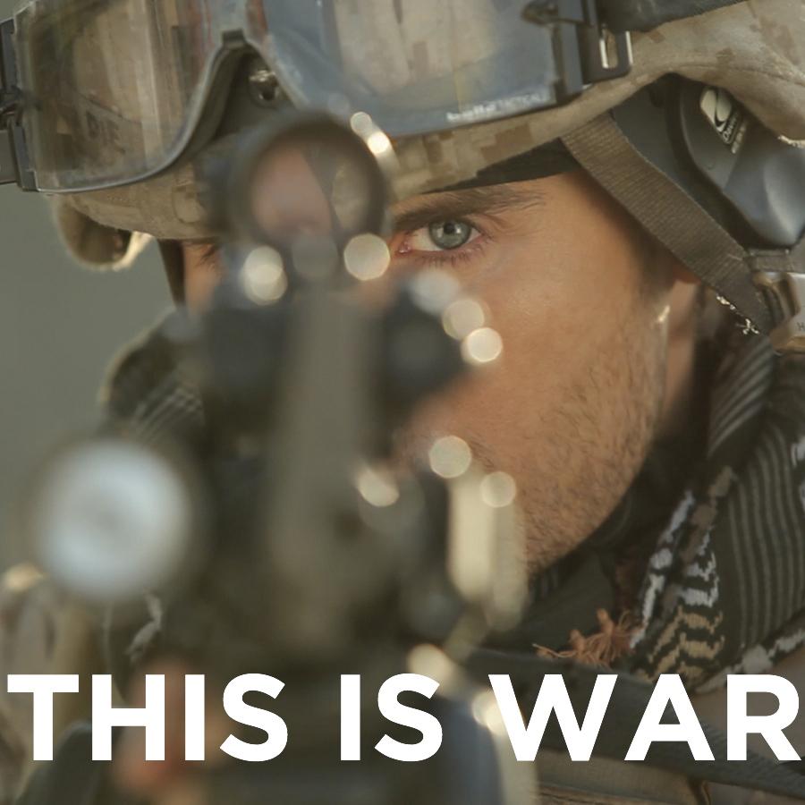 Новый клип 30 Seconds to Mars - This Is War