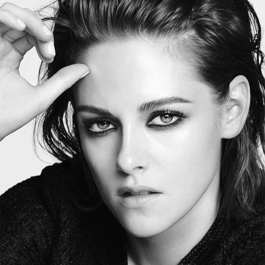 Кристен Стюарт снялась в рекламе новой косметической коллекции Chanel