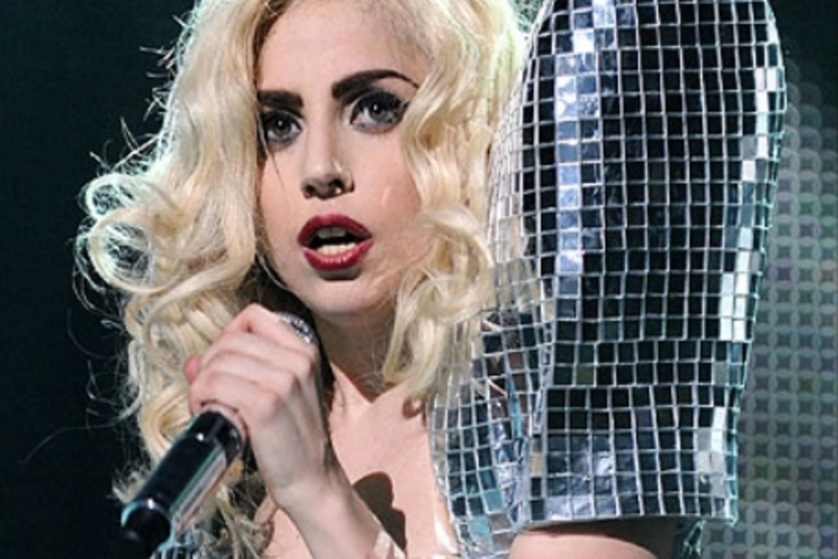 Человеческие тела станут декорациями на концерте Lady Gaga