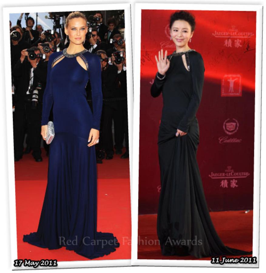 Fashion Battle: Бар Рафаели и Чжан Цзинчу
