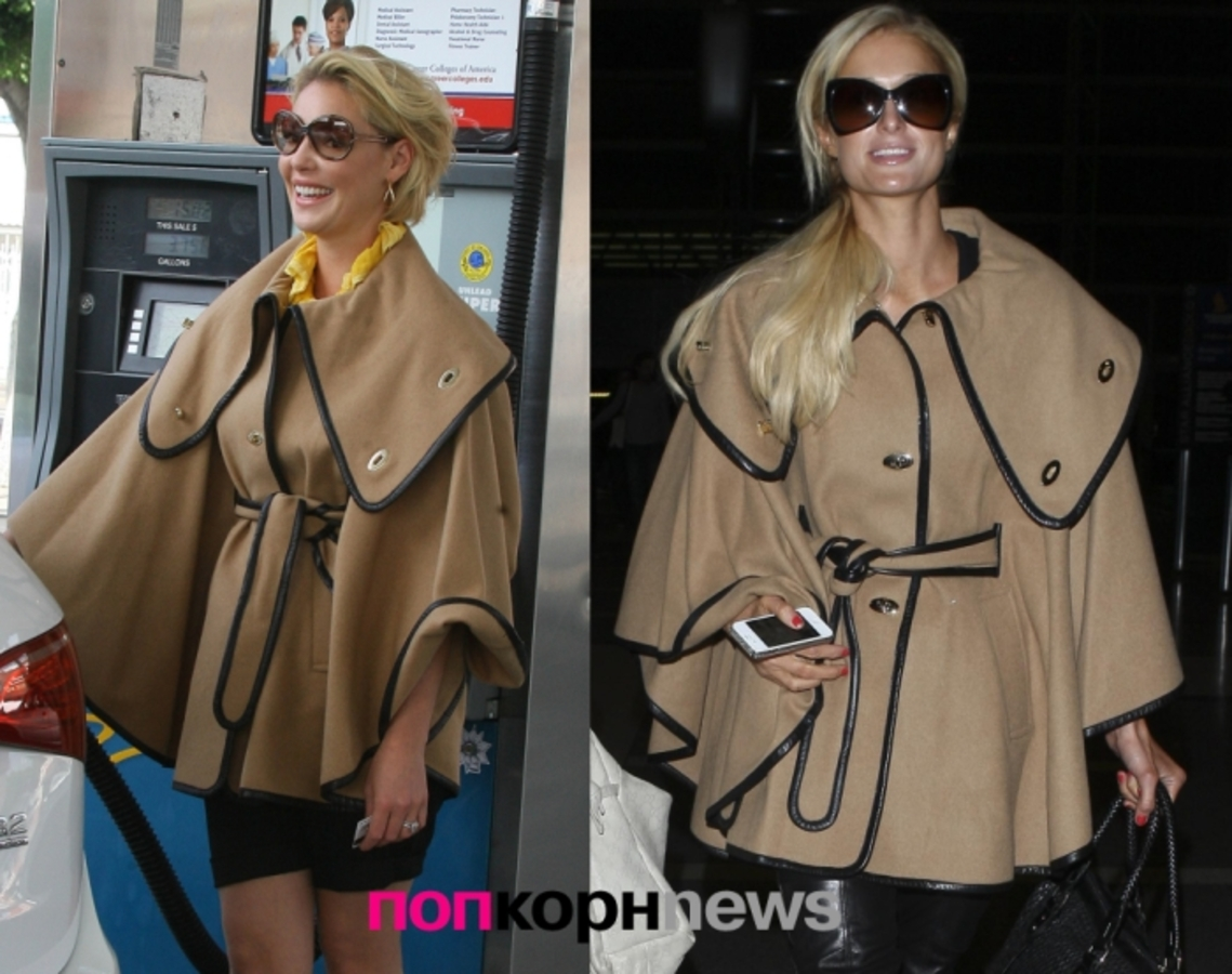 Fashion Battle: Кэтрин Хайгл и Пэрис Хилтон