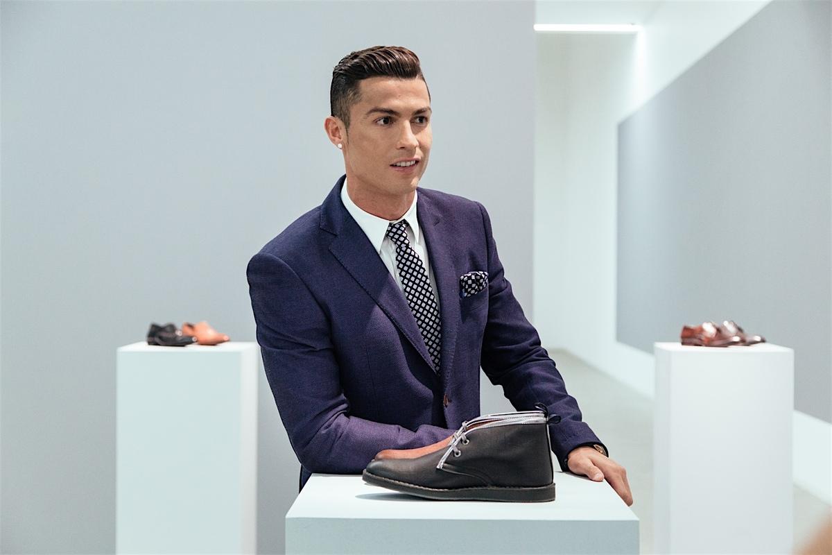 Криштиану Роналдо - профессиональный интернет-маркетолог