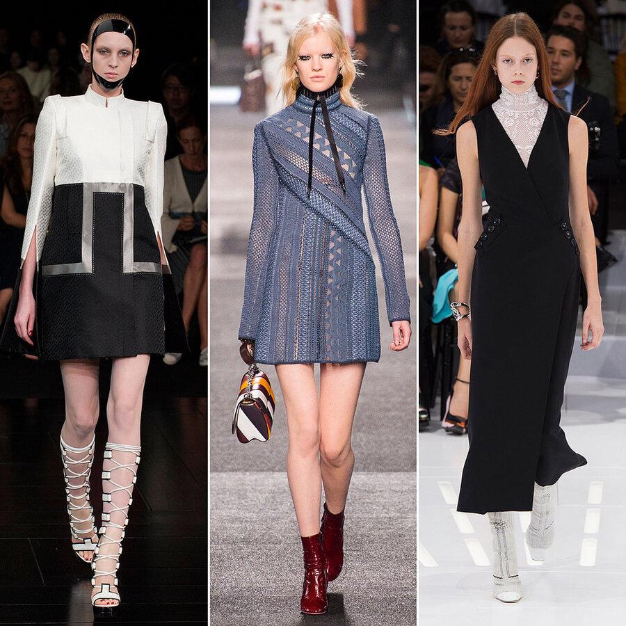 Модная одежда весна-лето 2015: какие вещи будут в моде