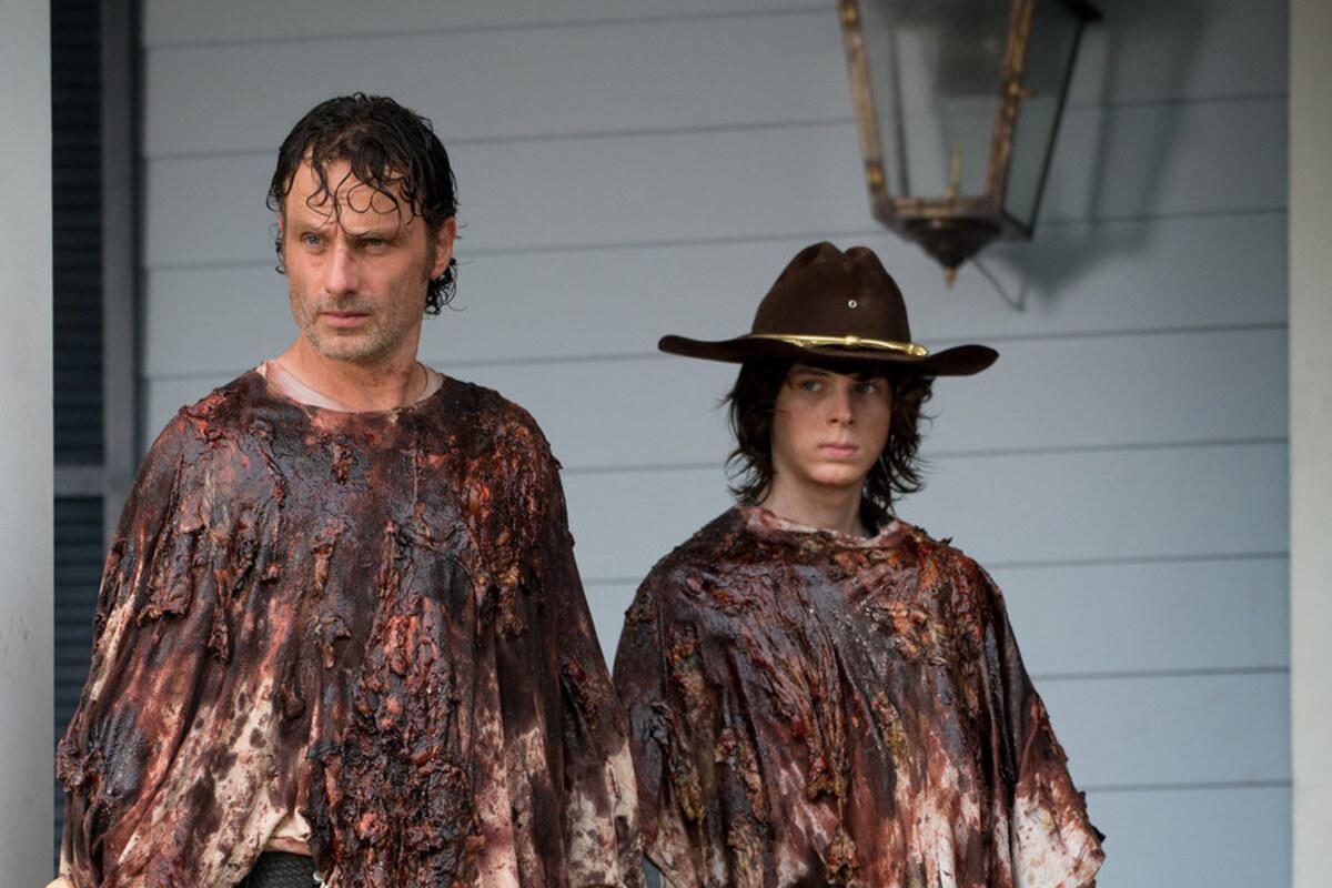 AMC показал новые промо фото 6 сезона «Ходячих мертвецов»