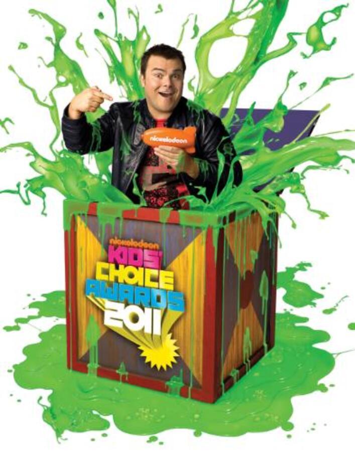 Джек Блэк станет ведущим премии Nickelodeon's Kids Choice в третий раз