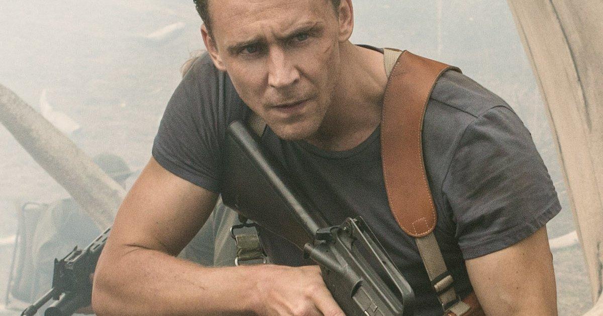 Том Хиддлстон тренировался с морпехами, готовясь к съемкам в «Конг: Остров черепа»