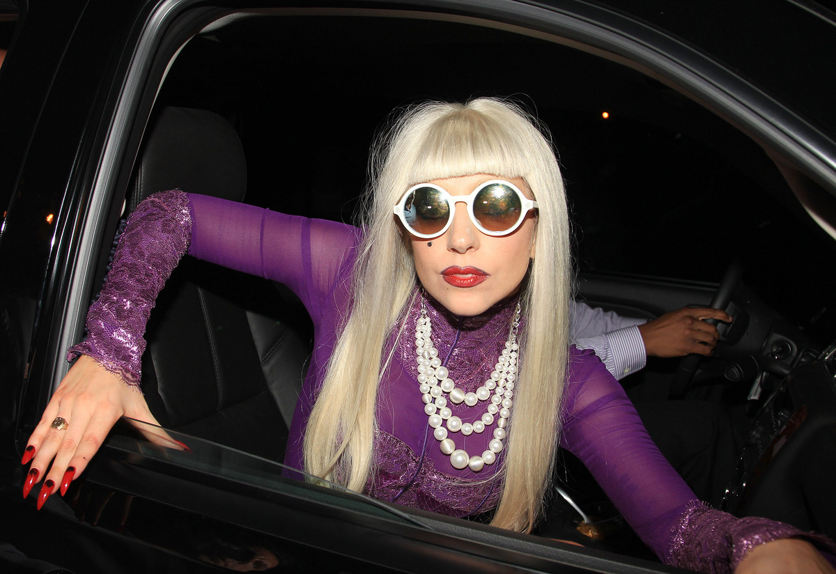 О Lady Gaga снимут фильм