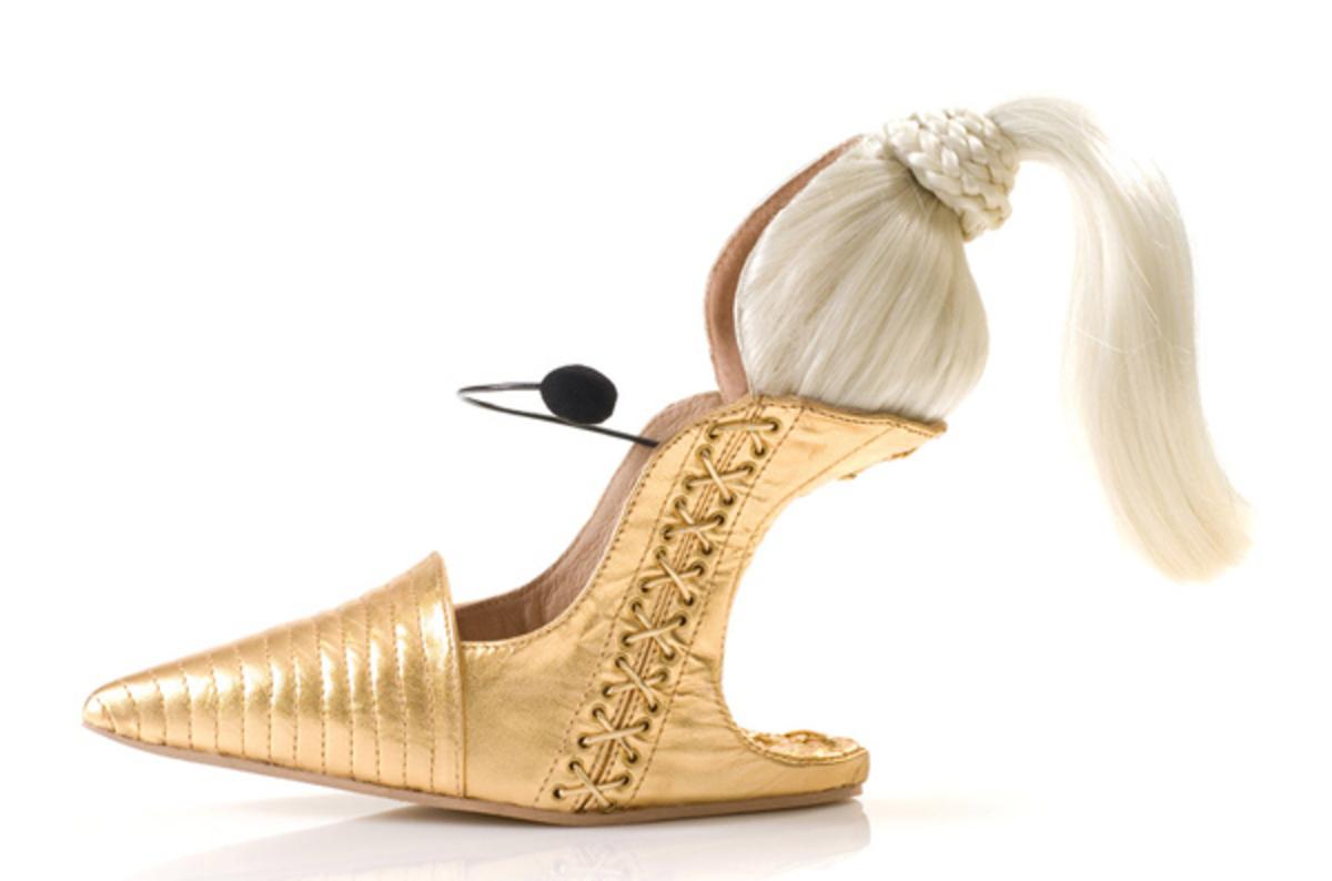 Мадонна вдохновляет на создание туфель