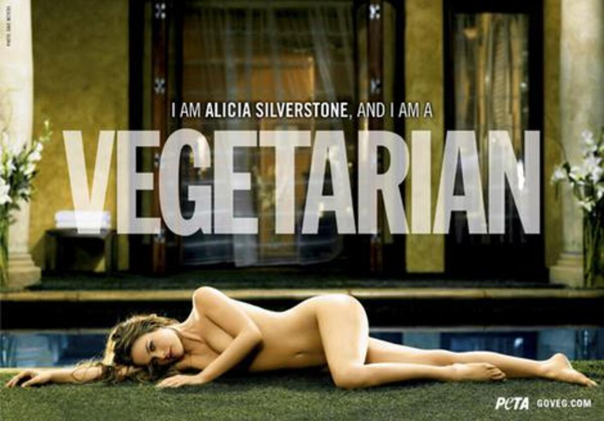 Вегетарианская реклама от PETA. Видео