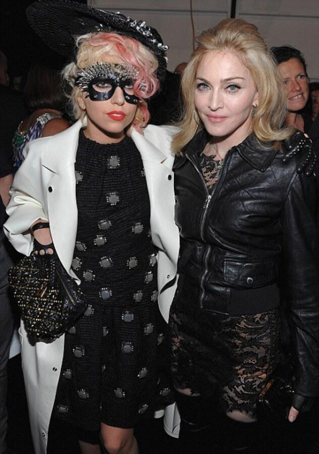 Lady Gaga и Мадонна оказались родственниками