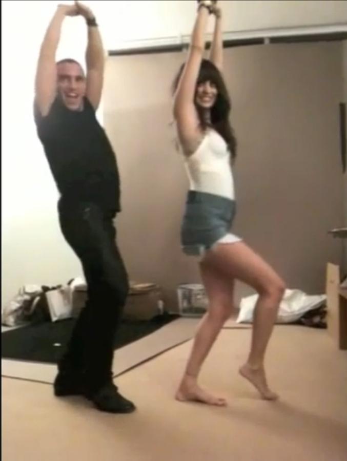 Николь Ричи - страстная поклонница Бритни Спирс