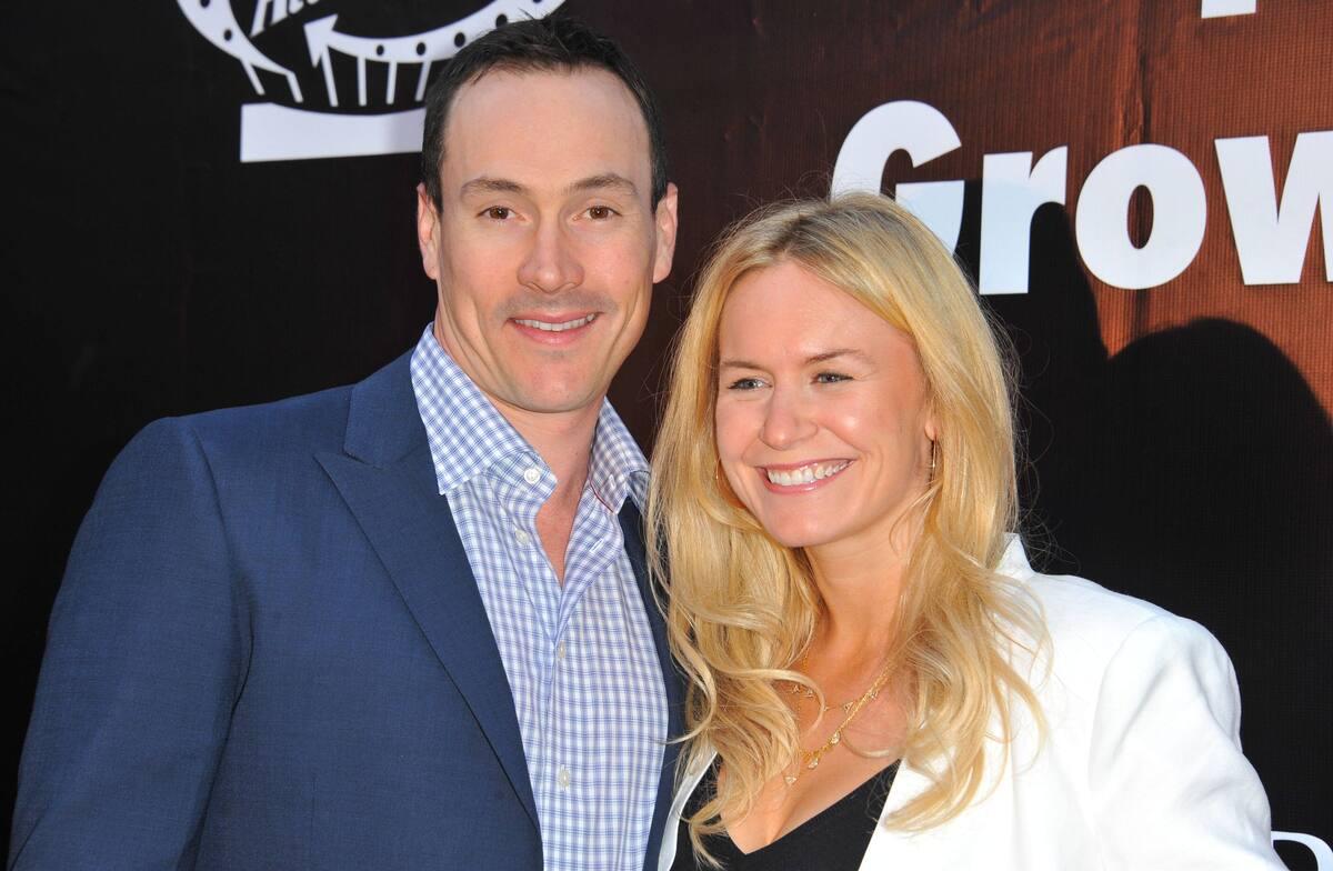 Звезда «Американского пирога» Крис Клейн женился на своей девушке
