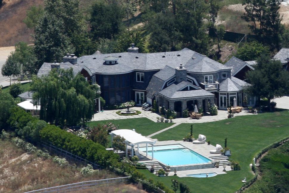 Осборны продают дом за 13 миллионов долларов