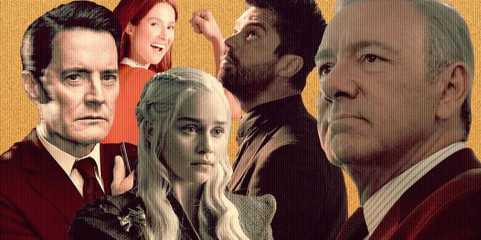 От «Игры престолов» до «Твин Пикс»: гайд по сериалам лета 2017