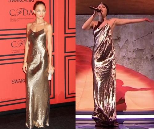 Fashion battle: Николь Ричи и Майли Сайрус