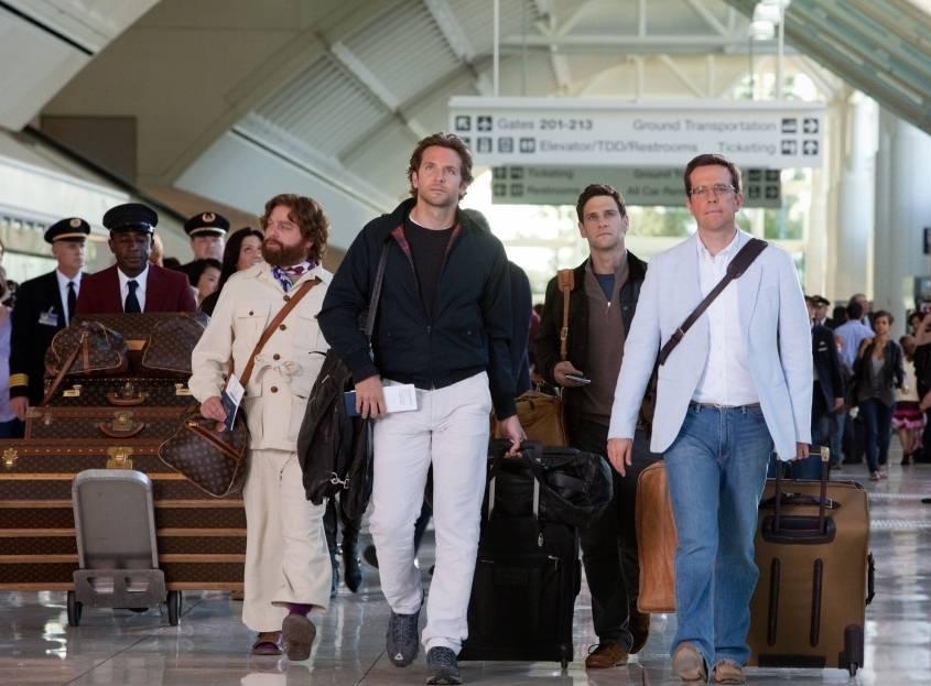 Louis Vuitton подает в суд на создателей фильма «Мальчишник в Вегасе»