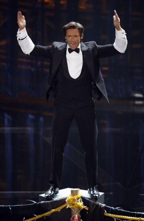 Хью Джекман отказался вести Оскар 2010