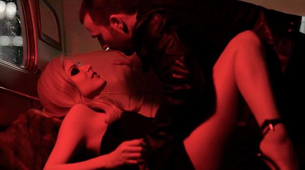 Крис Эванс и Ивэн Рэйчел Вуд в новом рекламном ролике Gucci Guilty Black