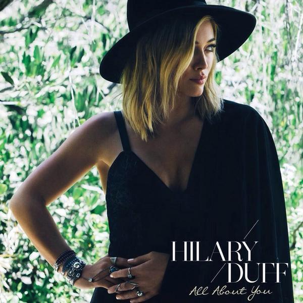 Новая песня Хилари Дафф - All About You