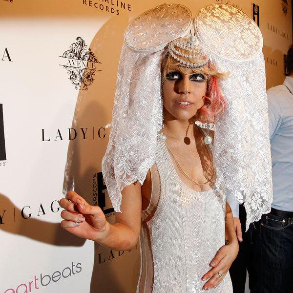 Lady GaGa проведет мероприятие для гомосексуальных пар