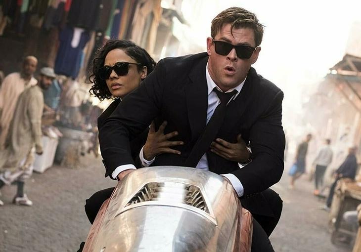 «Люди в черном» с Крисом Хемсвортом рискуют стать худшим фильмом франшизы