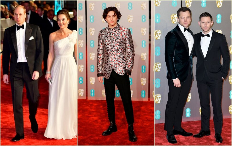 В Лондоне вручили «британский Оскар»: фото звезд на красной дорожке BAFTA Awards 2019