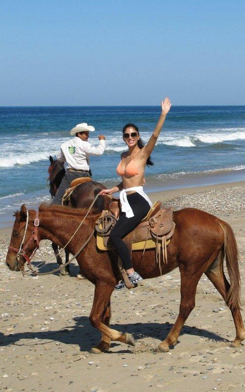 Мексиканские каникулы Николь Шерзингер