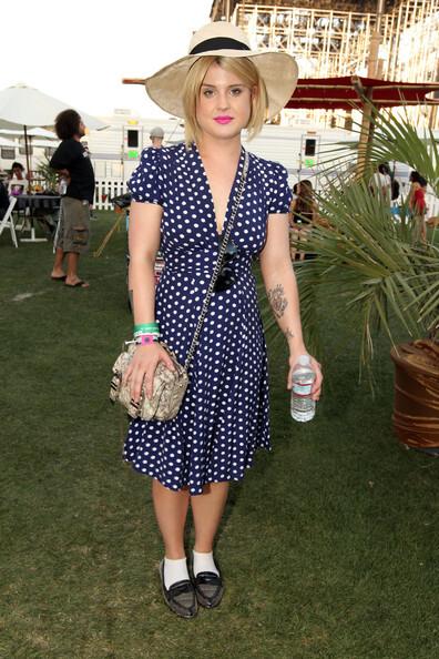 Келли Осборн: Я не толстею
