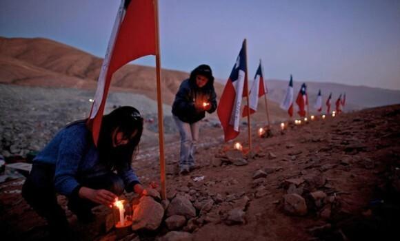 Фильм о чилийских шахтерах запустят в производство