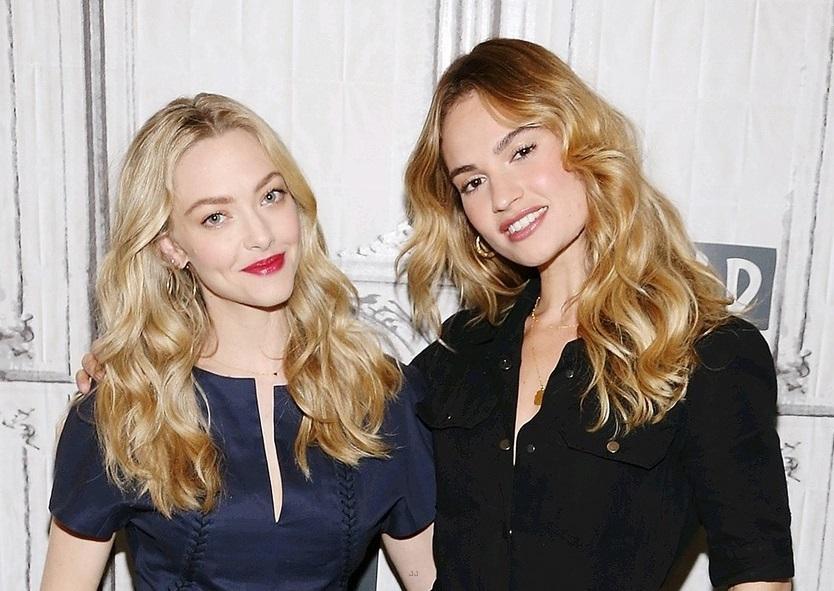 Аманда Сейфрид и Лили Джеймс уже задумались о съемках 3 части «Mamma Mia!»