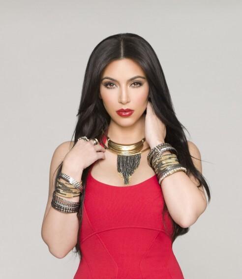 Сестры Кардашиан в рекламной кампании своей ювелирной коллекции