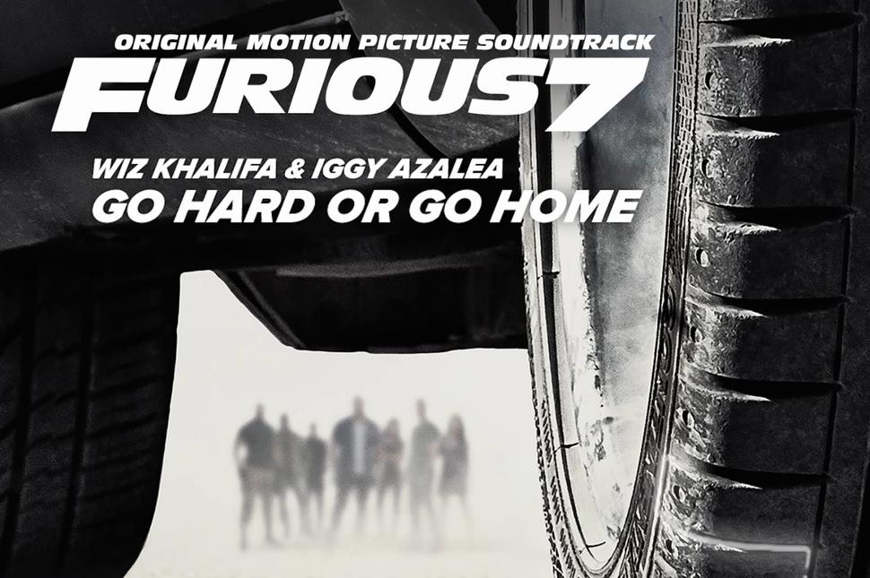 Уиз Халифа и Игги Азалия записали саундтрек к фильму «Форсаж 7»