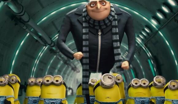 «Гадкий я» вернется на широкие экраны в 2013