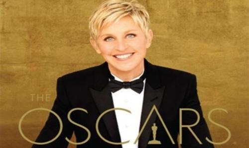 """Промо-постер церемонии вручения наград """"Оскар-2014"""""""