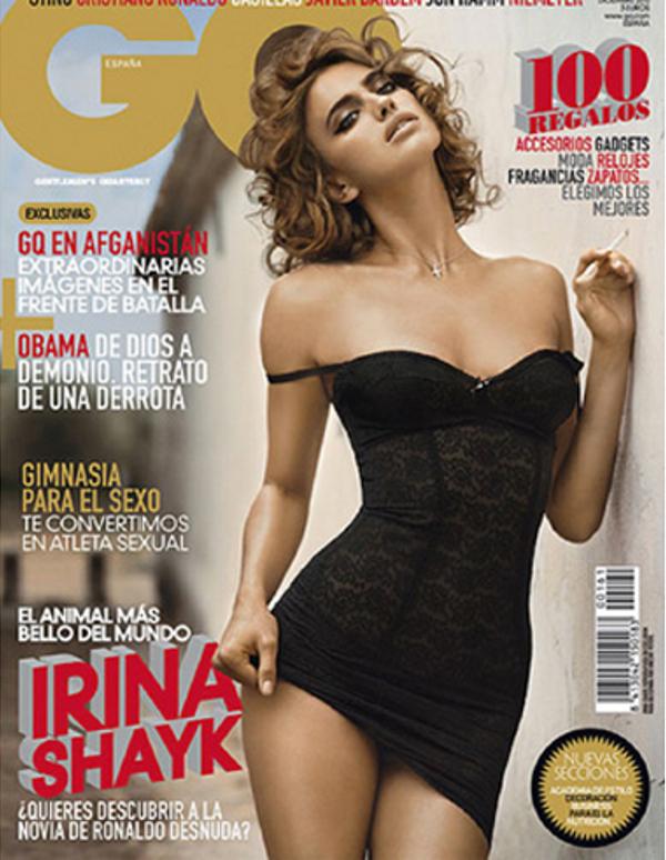 Ирина Шейк подала в суд на журнал GQ