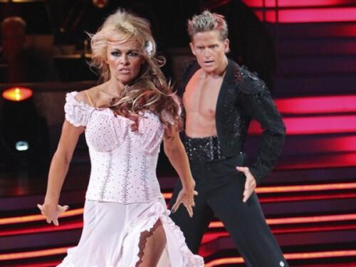 Памела Андерсон осталась в шоу Dancing With The Stars благодаря PETA