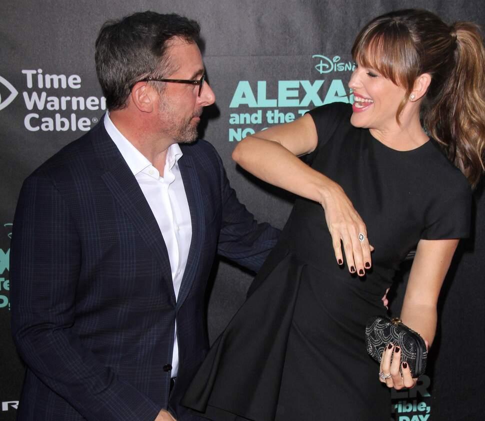 Премьера фильма «Александр и ужасный, кошмарный, нехороший, очень плохой день» в Лос-Анджелесе