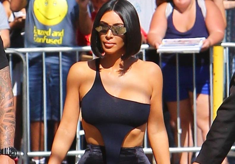 Ким Кардашьян назвала свой реальный вес