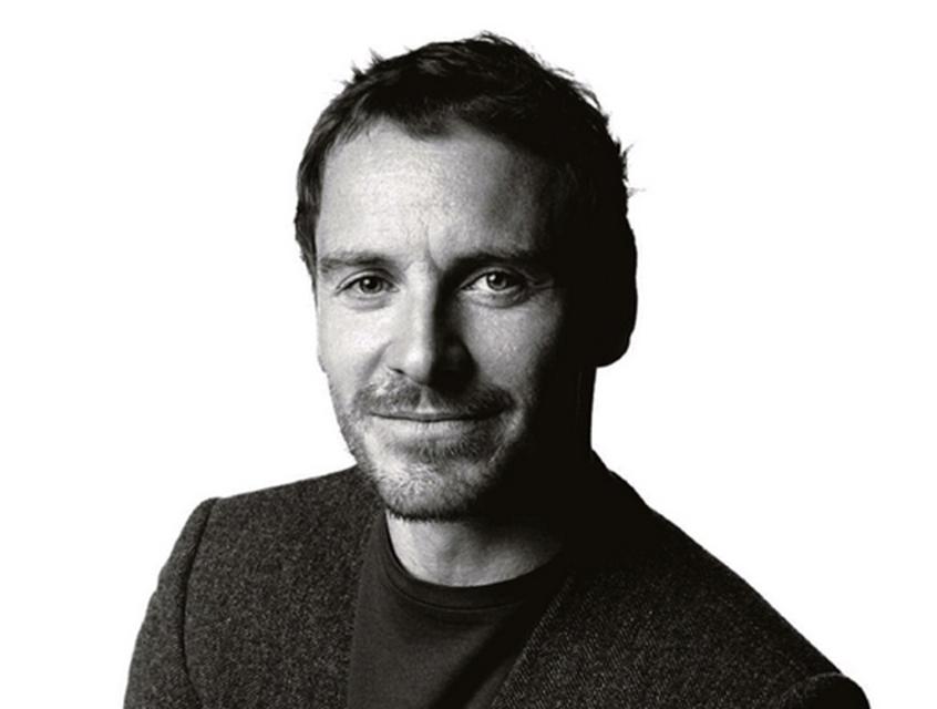 Майкл Фассбендер в журнале Elle Великобритания. Декабрь 2013