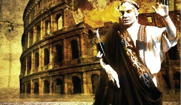 Совместный проект HBO и BBC о римском императоре