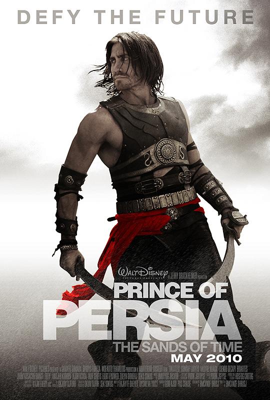 Постеры фильма «Принц Персии: Пески времени»