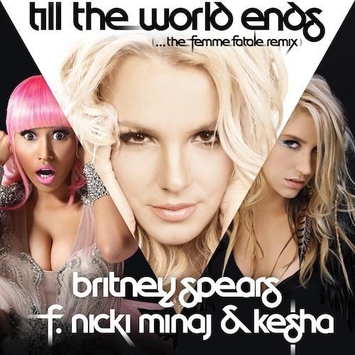 Три поп-звезды объединили силы для ремикса «Till The World Ends»