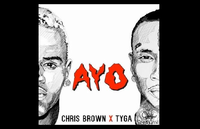 Новая песня Криса Брауна и Tyga — Ayo