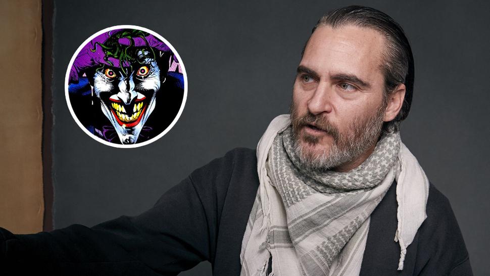 Хоакин Феникс станет новым Джокером киновселенной DCEU