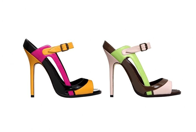 Новая коллекция обуви Manolo Blahnik. Весна 2012